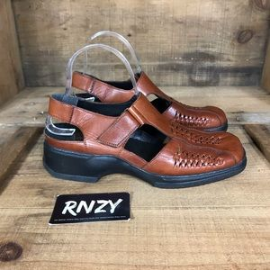 Rieker Anti Stress Leather Comfort Shoe